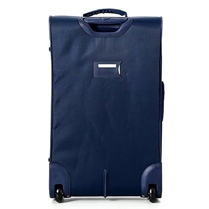 41JjudVX4oL. SS416  - Maleta de Aerolite la más ligera del mundo, maleta de equipaje con ruedas y bolsillos; de 66 cm/68litros (2ruedas).