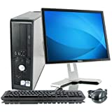 (Renewed) Dell Optiplex 380 Desktop (Intel Core 2 Duo E7500 2.93 Ghz, 4 GB RAM/ 320 GB HDD/ Windows 7, MS Office, USB, Ethern