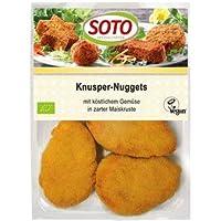 Soto Bio Knusper-Nuggets auf Gemüse-Basis mit leckerer Mais-Panade (6 x 200 gr)