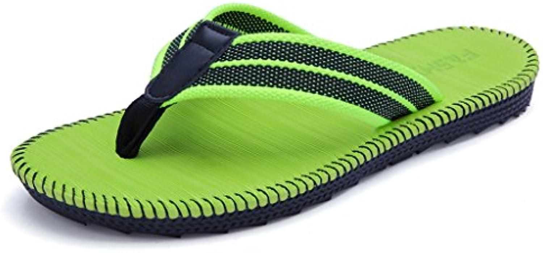 CKH Flip Flops Sommer Koreanische Version des Trends der Männer Strand Männlichen Drag Sandalen und Hausschuhe