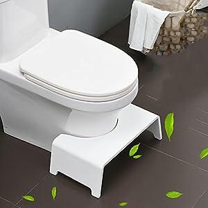 Hocker Holz Weiß Badezimmer | Deine-Wohnideen.de
