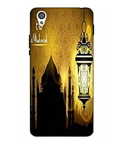 Case Cover Religion Printed Multicolor Hard Back Cover For One Plus X