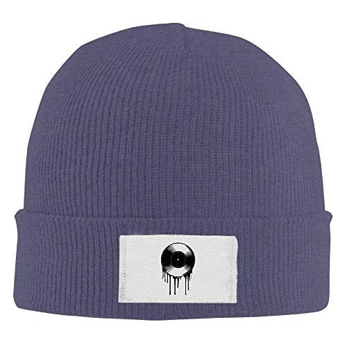 Erwachsenen Halloween Hut elastische Strickmütze Mütze Winter im Freien warme Schädel Hüte Halloween-trucker Hut