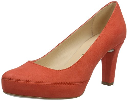Unisa Damen Numar_17_ks Pumps Orange (Coral)