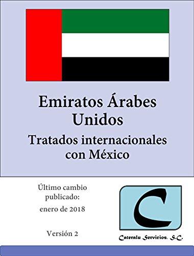 Emiratos Árabes Unidos - Tratados Internacionales con México