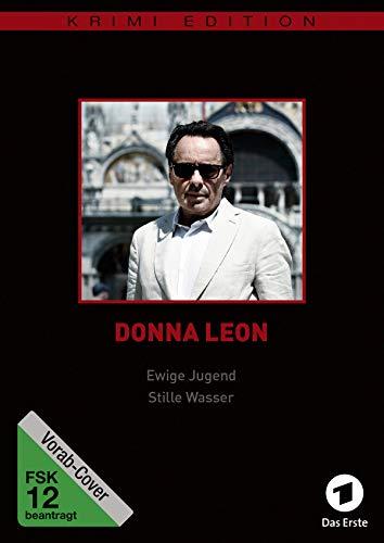 Donna Leon - Ewige Jugend/Stille Wasser