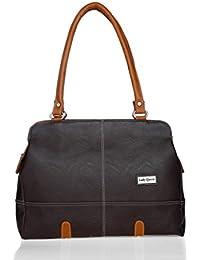 LADY QUEEN Multi Faux Leather Shoulder Bag - B06Y65L6HB