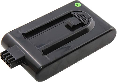 Mitsuru® 1500 mAh Li-Ion 21,6 V Akku Batterie für Dyson DC16 / BP-01 / DC12 / D12 / 912433-03/912433-04 ersetzt Dyson 912433-01 912433-03 912433-04