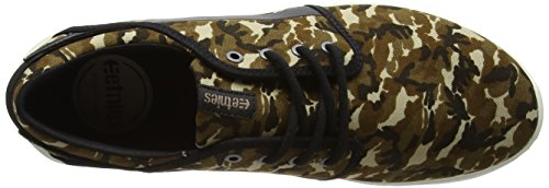 Etnies Scout, Scarpe da Skateboard Uomo Verde (Army)