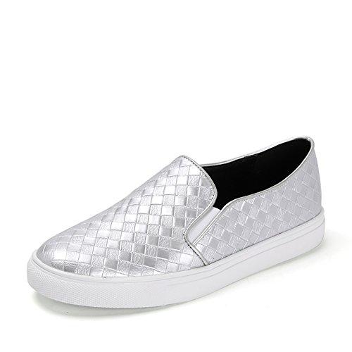 Mme chaussures paresseux/Une pédale chaussures plates D