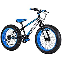 Sonic Bulk - Bicicleta, rueda 20 inches, color azul