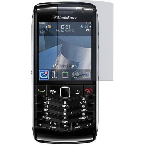 ONX3 Blackberry 9105 Perla solo pack LCD Protector de pantalla