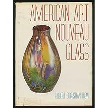 American Art-nouveau Glass