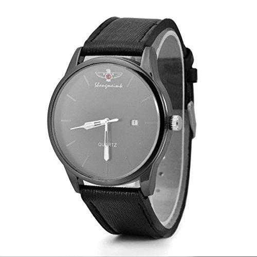 geniessen-armbanduhren-chronograph-uhr-edelstahl-uhrarmband-fliegeruhren-1