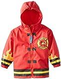 Stephen Joseph sj86011166x Manteau de Pluie pour, Taille 128/134, Camion de Pompier