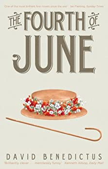 The Fourth of June by [Benedictus, David]