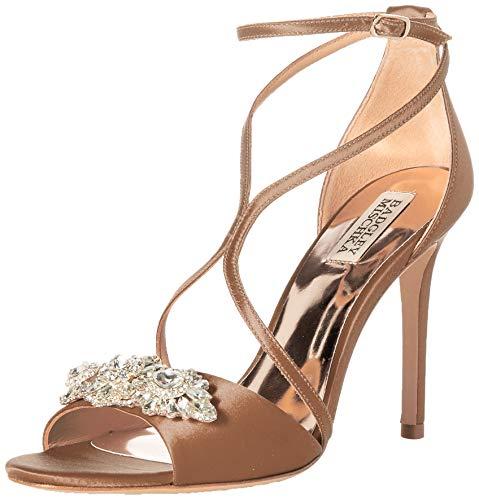 badgley mischka women's vanessa heeled sandal