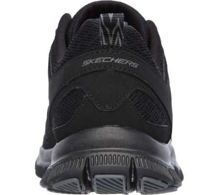 Damen Flex Preto Sneakers Skechers Apelo Epicentro vHqIx8RB