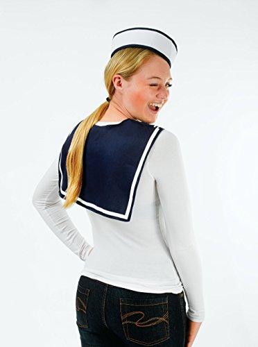 Imagen de bristol novelty  gorro y pañuelo para disfraz de marinera. alternativa
