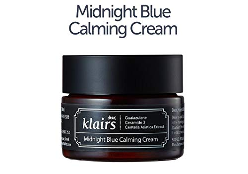 [Klairs] Midnight Blue Calming Cream Calming and Moisturizing 30ml