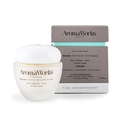 AromaWorks Men 's Day Cream 50 ml (S Frisur 50)