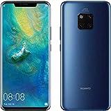Huawei Mate 20 Pro Dual SIM 128GB 6GB RAM LYA-L29 Midnight Blau SIM Free