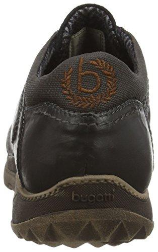 Bugatti F98041g, Baskets Basses homme Noir - Noir