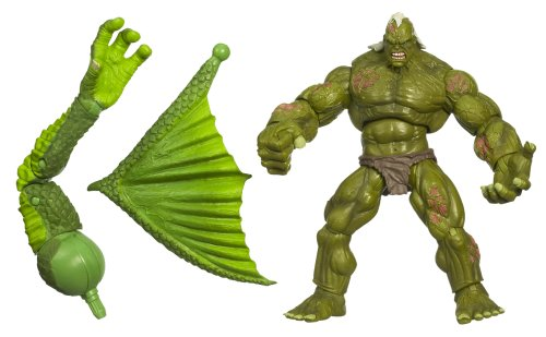 Marvel Legends Hulk Fin Fang Foom Series The End Hulk Action Figure Picture