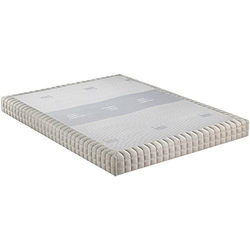 Epeda Sommier Multiplis 3 Zones Confort Medium 160x190