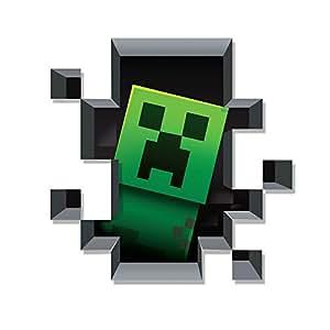 minecraft wandaufkleber 3er pack creatures k che haushalt. Black Bedroom Furniture Sets. Home Design Ideas