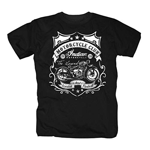 pro-Camicia Indian - The Legend - T-Shirt (S)