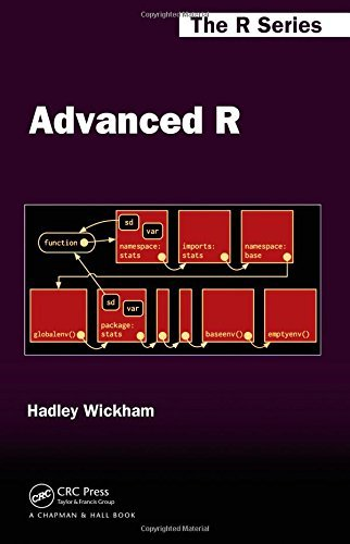 Advanced R (Chapman & Hall/CRC: The R Series) by Wickham, Hadley (October 28, 2014) Paperback