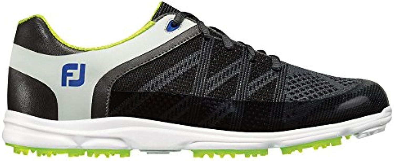 Footjoy Sport SL, Zapatillas de Golf para Hombre, Gris (Gris Oscuro 98030), 39 EU