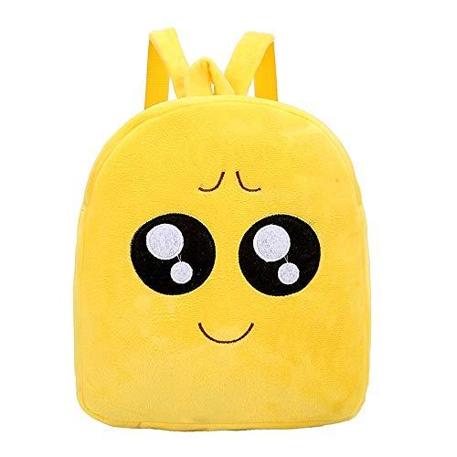Kinder Rucksack mit 3D Ausdruck Muster, BestShope Hochwertige Kreativ und lustig Daypacks Schulrucksack Taschen Kleine Beuteltasche Reißverschluss Tasche für Mädchen Jungen&Kinder Fraue Damen Herren