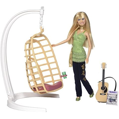 Hannah Montana House Song Writing Swing Set with Hannah Doll by Play Along