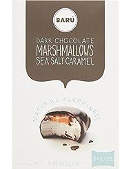 Baru Marshmallows Sea Salt Caramel Dark Chocolate, 120 g