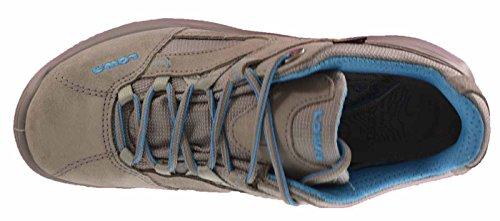 Lowa Chaussures De Marche Pour Femmes Sirkos GTX 320654 grau/blau (9040)