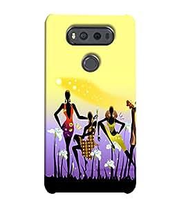 PrintVisa Designer Back Case Cover for LG V20 Dual H990DS :: LG V20 Dual H990N (Trendy Fashion Page 3)