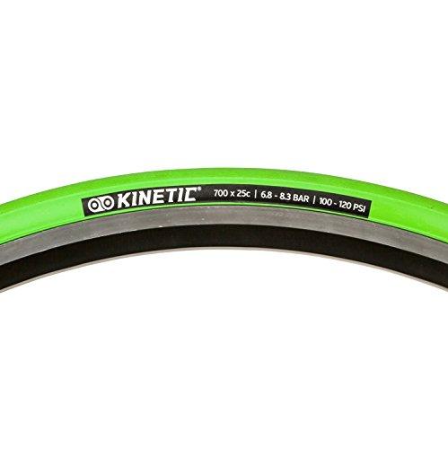 Kinetic Trainer Tire, 700x 25, grün