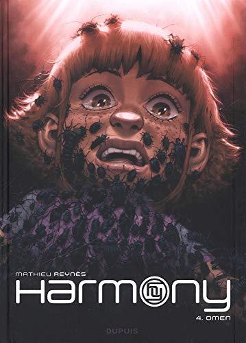 Harmony - tome 4 - Omen par Reynès