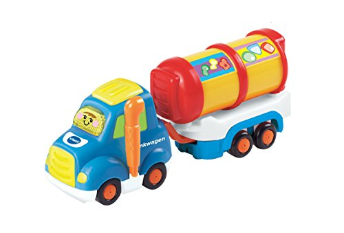 VTech Tut Tut Baby Flitzer - Tankwagen and Anhänger