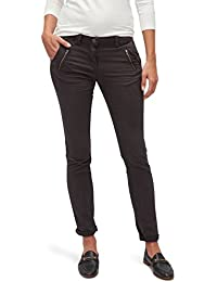 TOM TAILOR Damen Jeans Slim Alexa with Zips