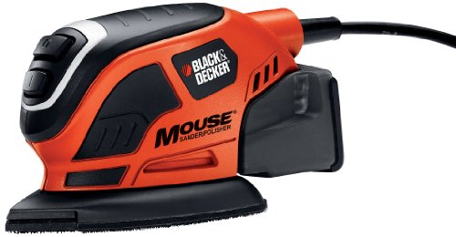 BLACK AND DECKER M111322 - LIJADORA ORBITAL MOUSE KA 1000