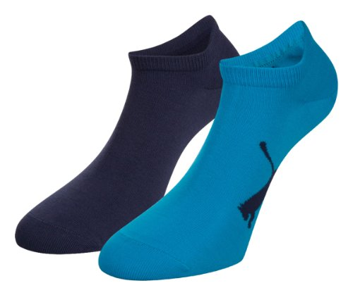 Puma Damen Quartersocken Sustainable Quarter 2P