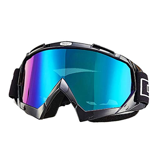 Provide The Best Motocross Helm Goggles ATV MTB Dirt Bike Goggle Motorrad Off-Road-windundurchlässiges Skifahren Skating Brille