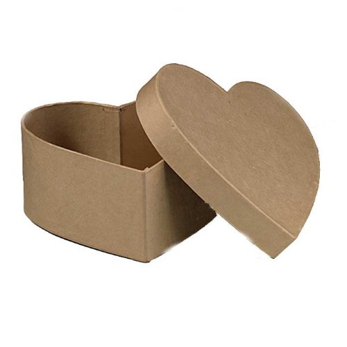 rton zum Basteln und Selbstgestalten, 12x12x5,5cm (Karton Basteln)