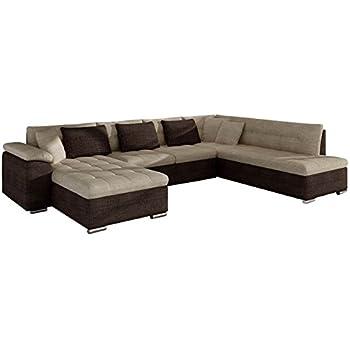 Sofa Größe eckcouch ecksofa niko design sofa mit schlaffunktion u sofa