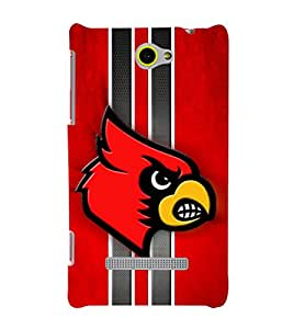 EPICCASE fiery angry bird Mobile Back Case Cover For HTC One Max (Designer Case)