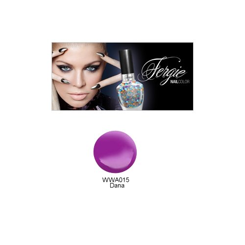 (3 Pack) Wet N Wild FERGIE NAIL COLOR - Dana