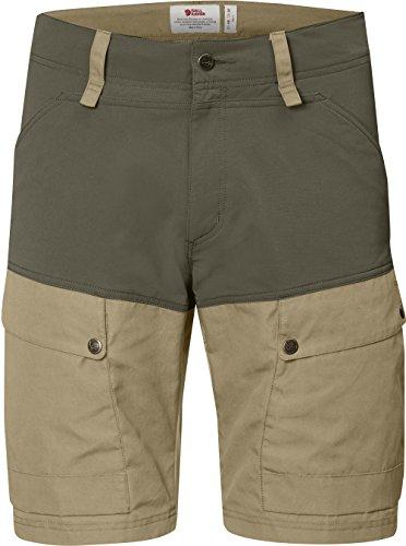fjallraven-herren-keb-shorts-sand-50
